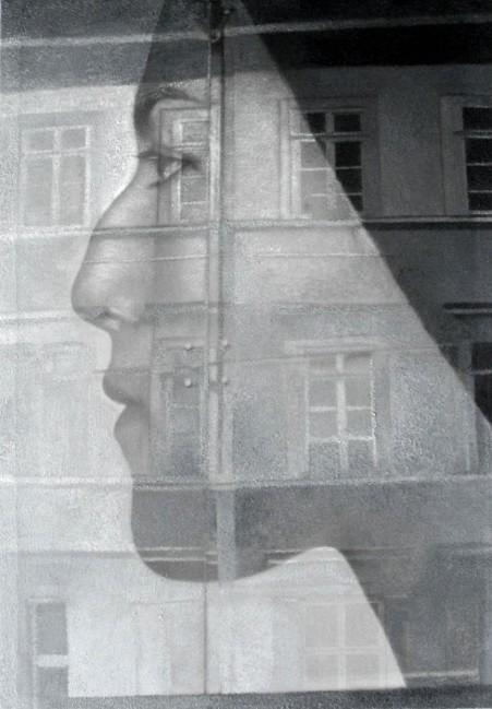 Still Life : Benetton 10, 2002, photo, oil on canvas, 100x70 cm