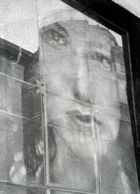 Still Life : Benetton 16, 2002, photo, oil on canvas, 100x70 cm