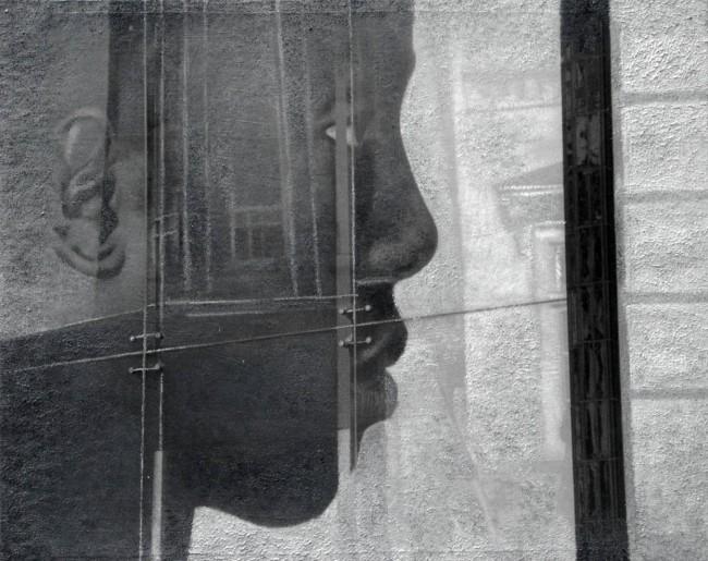 Still Life : Benetton 2, 2002, photo, oil on canvas, 70x90 cm