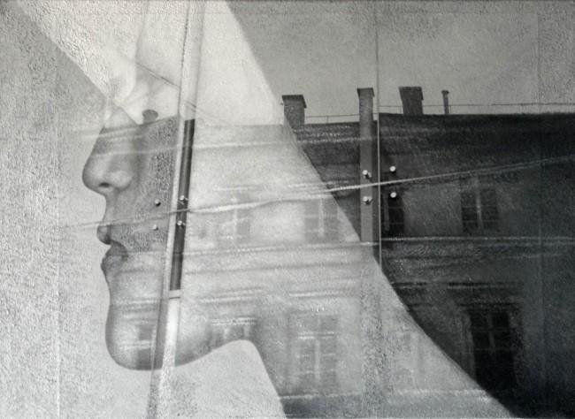 Still Life : Benetton 6, 2002, photo, oil on canvas, 70x100 cm