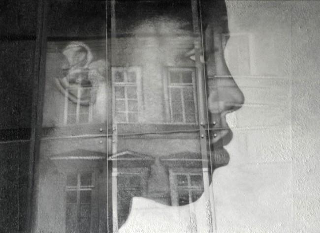 Still Life : Benetton 7, 2002, photo, oil on canvas, 70x100 cm
